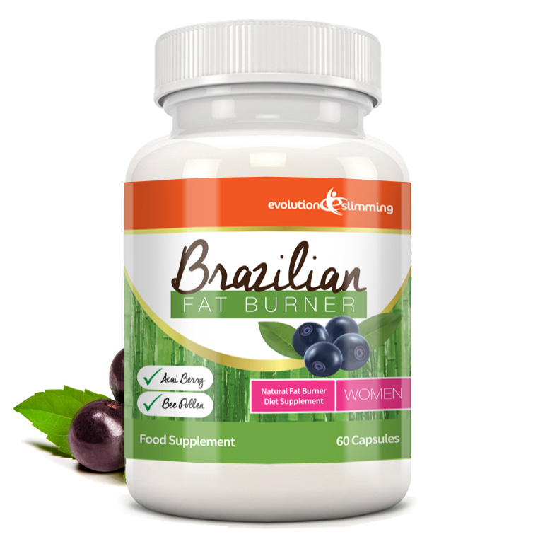 EVO_BrazilianFatBurnerForWomen_1Bottle