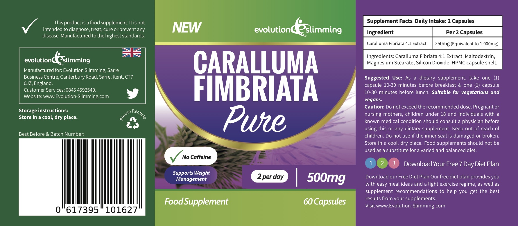 honest weight loss review why caralluma fimbriata is so good