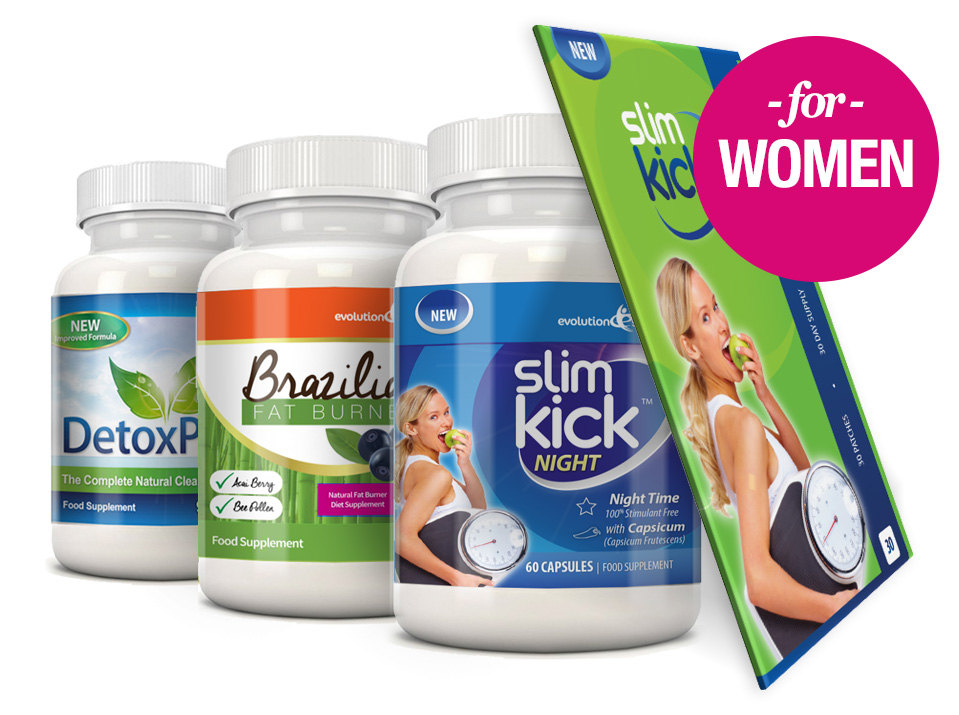 Detox and Diet Bundle Pack for Women