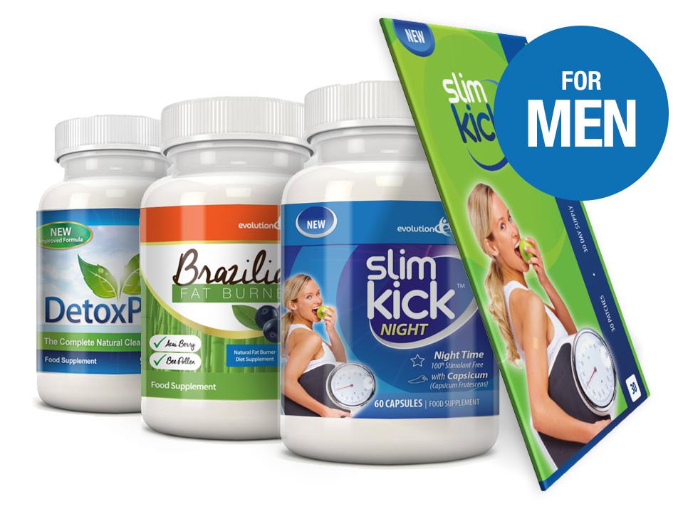 Detox and Diet Bundle Pack for Men