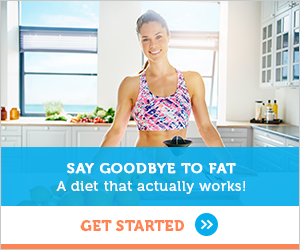 Diet banner set 300 x 250 style 3 - 15 days diet plan on how to loose weight