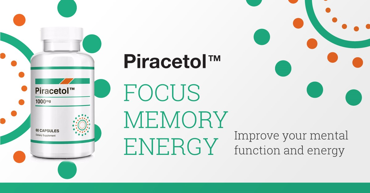 Piracetol Facebook Ad