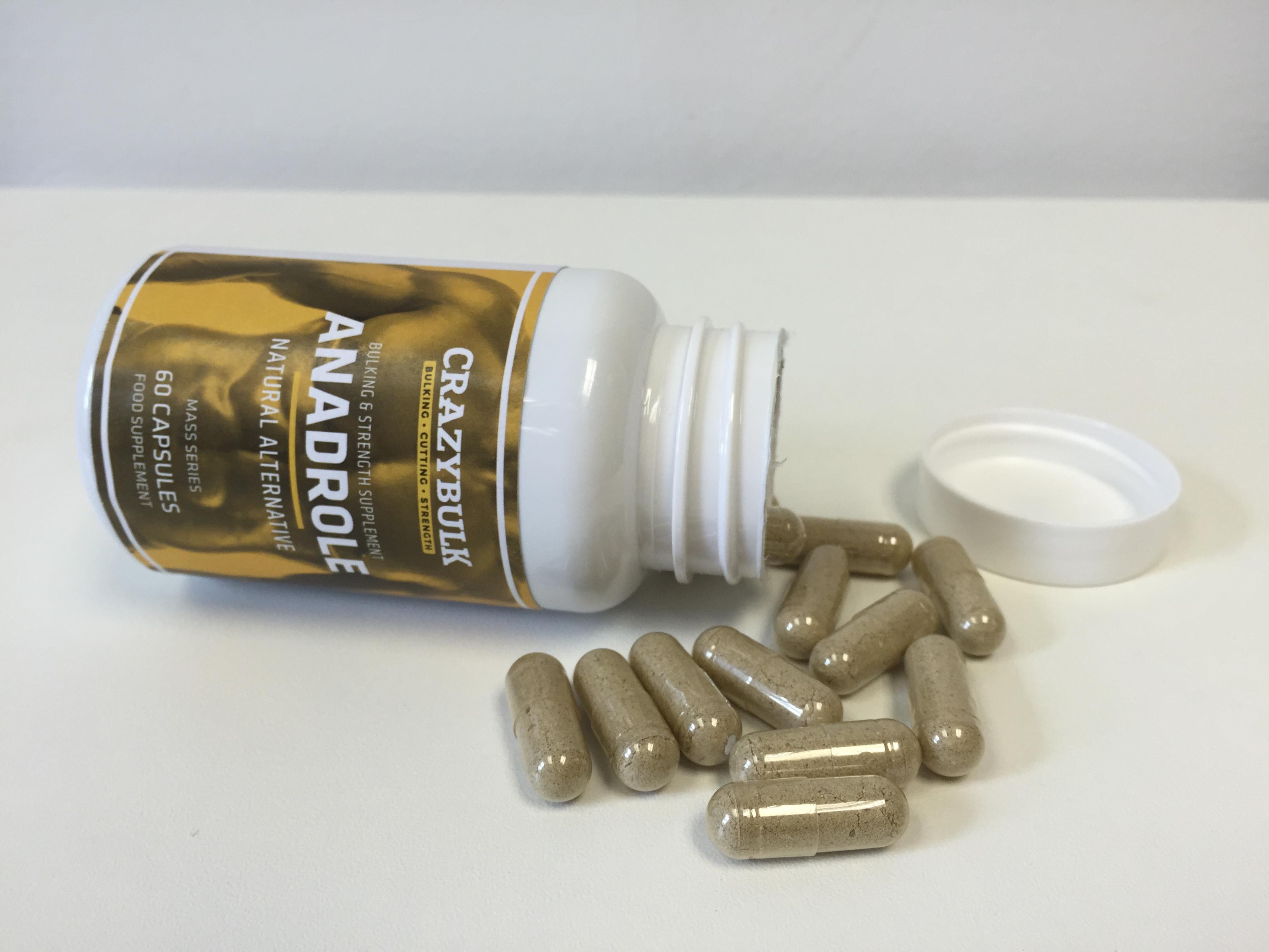Crazy bulk - Anadrole