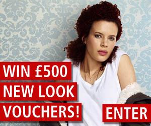 GMAT - £500 New Look Vouchers - UK
