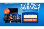 PS4 Bundle Sweeps - US - CPL - Non Incentive