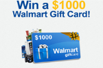 Sweepstake Central - Walmart Gift Card - CPL - US - Non Incentive