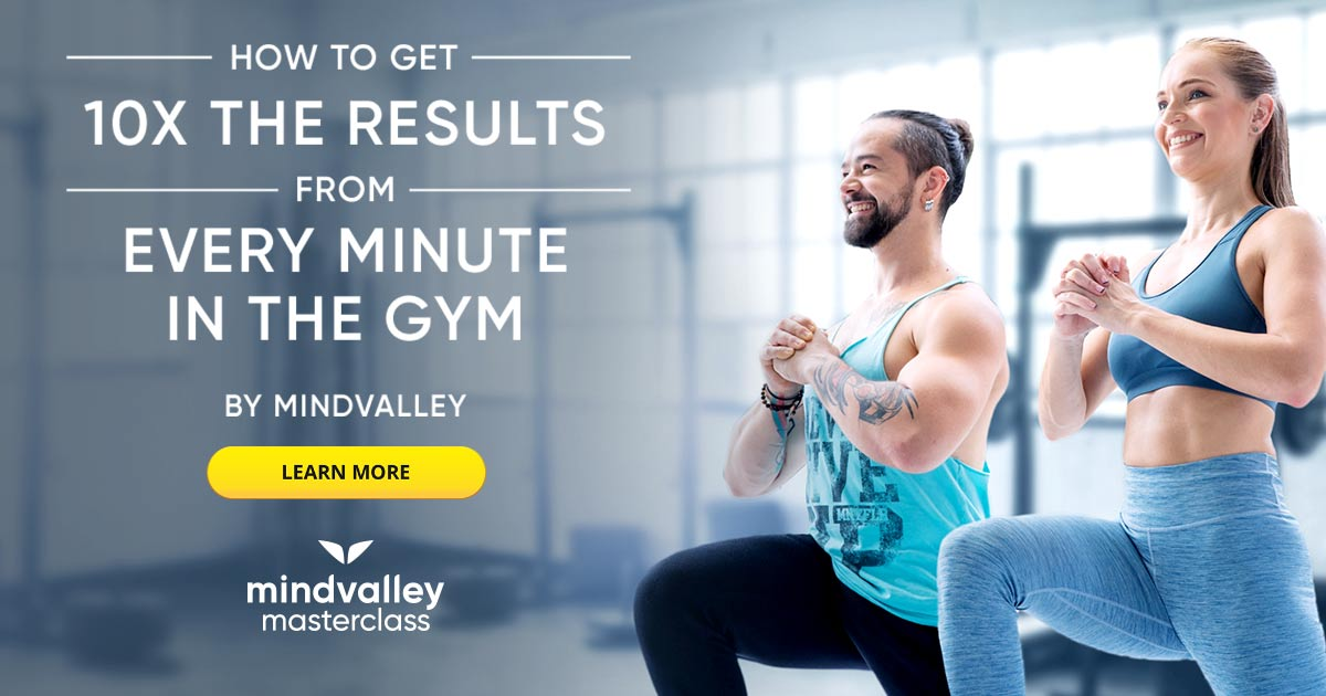 10X Fitness with Mindvalley