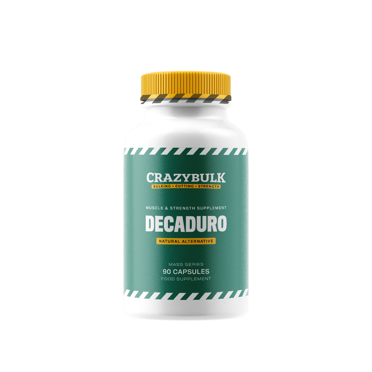 a picture of Decaduro a legal supplement for bulking