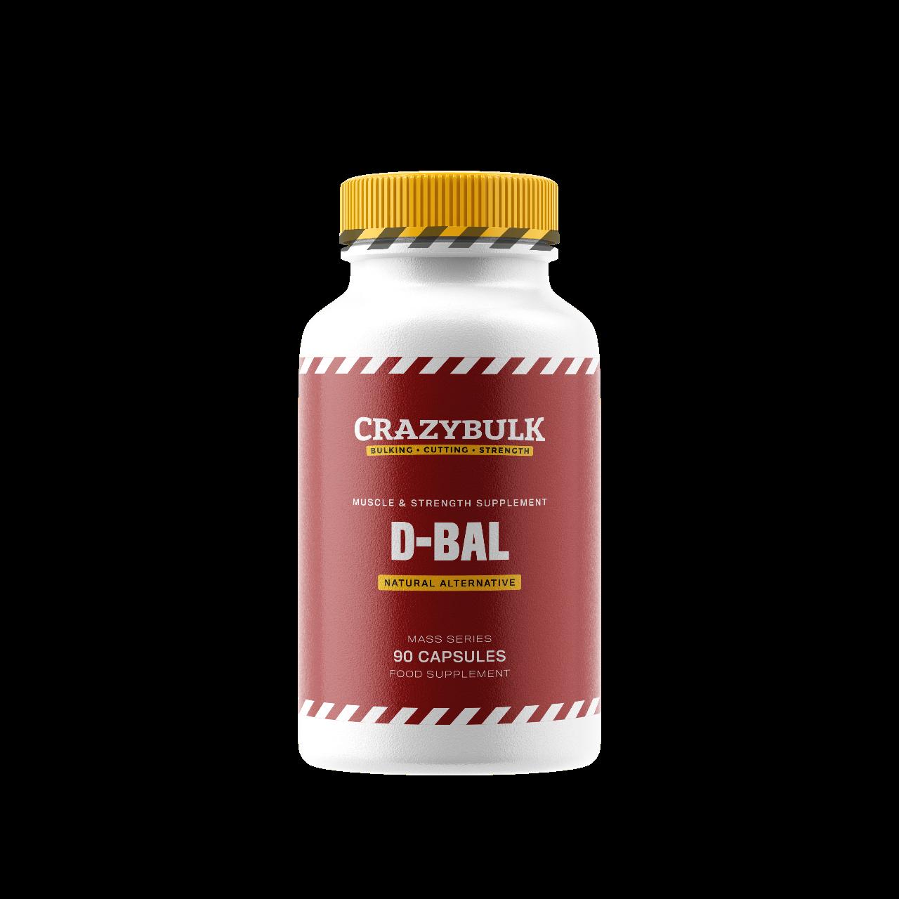 D-bal Crazybulk-Honest Review-Best Bulking Supplement (2020 ...