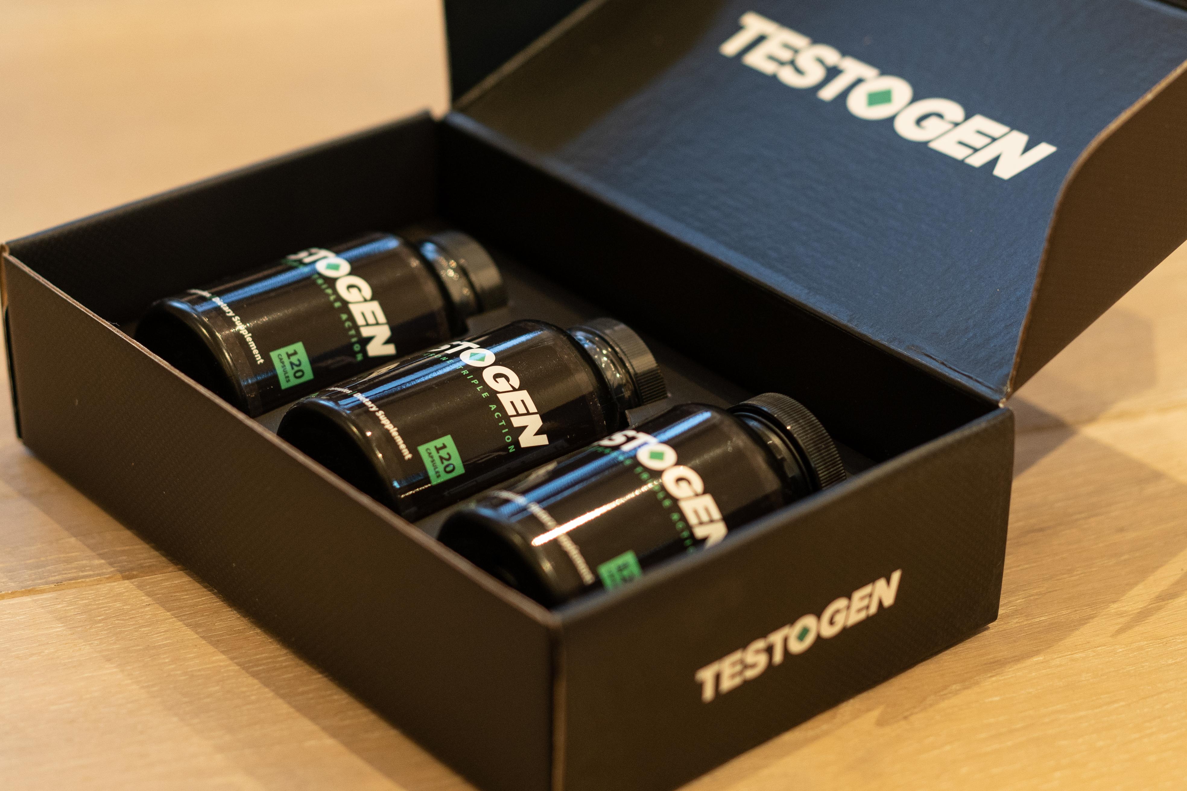 Testogen pharmacie