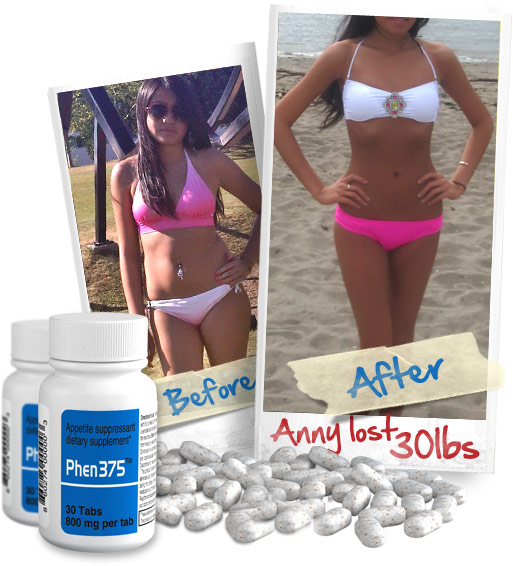 Phentermine results with exercise