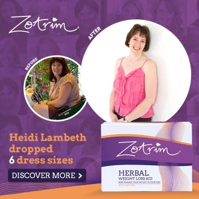 Zotrim a Best Natural Fat Burner Herbal Weight Loss Supplement