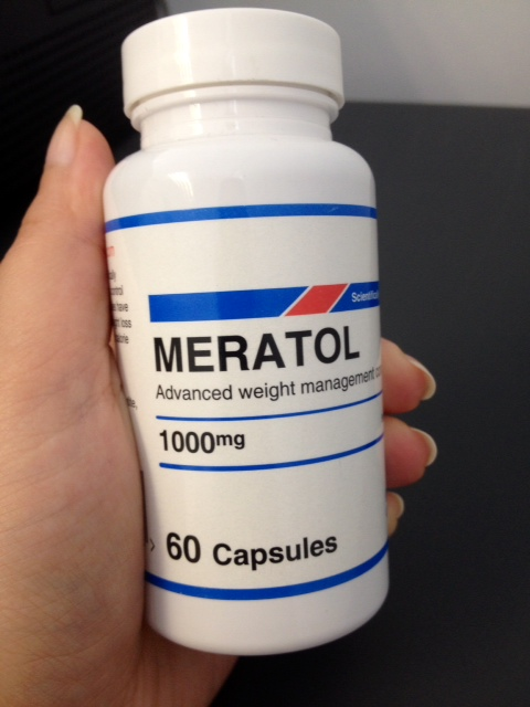 Using Meratol for weight loss