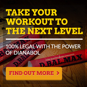 100% Legal with the Power of Dinabol