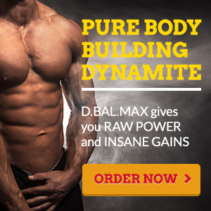 D.bal.max muscles gain pills