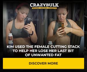 Crazy Bulk For Women Results
